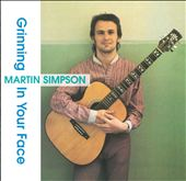 Martin Simpson: Grinning in Your Face - Fledg'ling Records - FLEG 3021 - 502039330