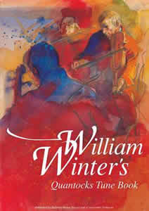 cover of william winer quantock tune book